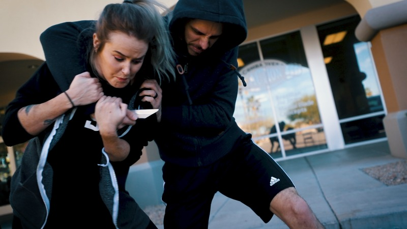 womens self defense classes mesa