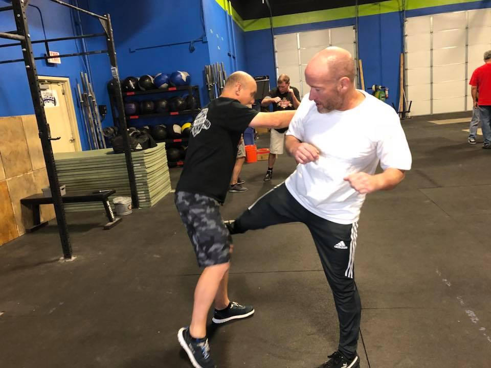 Muay Thai Inner Leg Kicks - Seminar