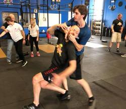Self Defense Workshop in East Valley