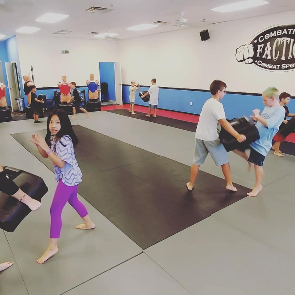 Kids Self Defense Mesa Gilbert