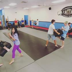Kids Self Defense Mesa Gilbert