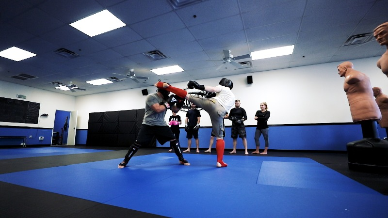 kickboxing mma classes in gilbert