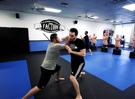 Combatives or Krav Maga for Self-Defense