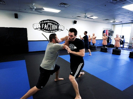 Combatives or Krav Maga for Self-Defense