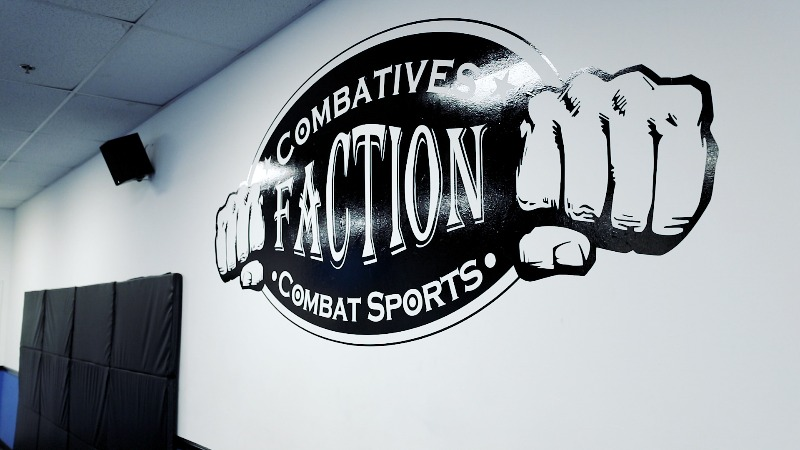 logo for krav maga self defense gym