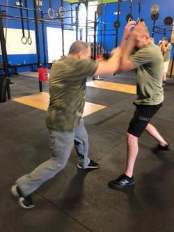 Boxing - Seminar in Queen Creek