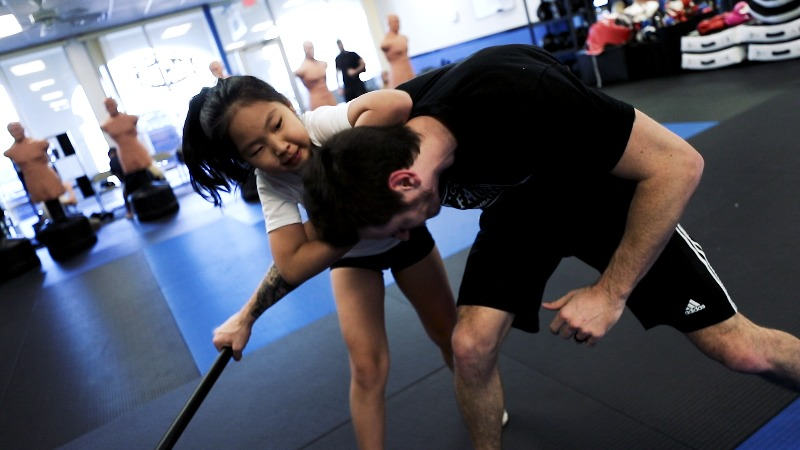 kids krav maga classes in mesa tempe