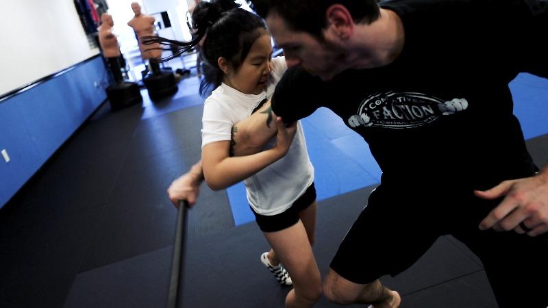 kids self defense classes in mesa