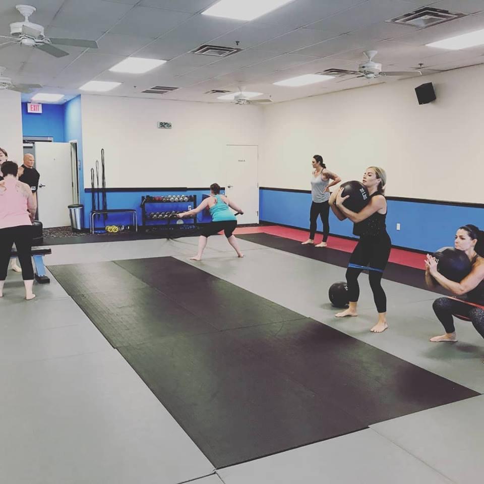 Fitness Class Mesa Gilbert