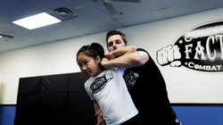 kids martial arts self defense class