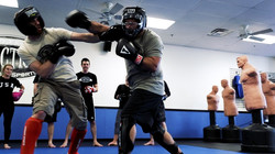 sparring boxing classes in mesa qc