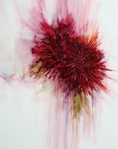 Fireworks in the Garden al ink paper 11.