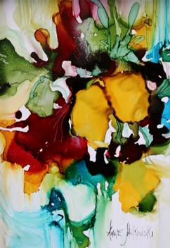 Last Flower alc ink paper 5.7