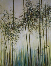 Bamboo Morning