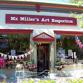 Mr. Miller's Art Emporium
