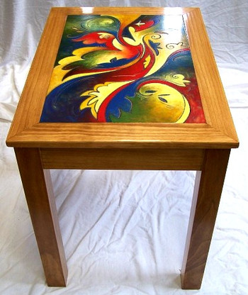 Bird Inspired Table