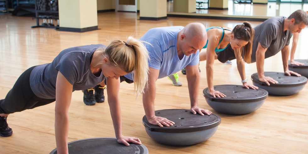 Drop-in Small Group Personal Training