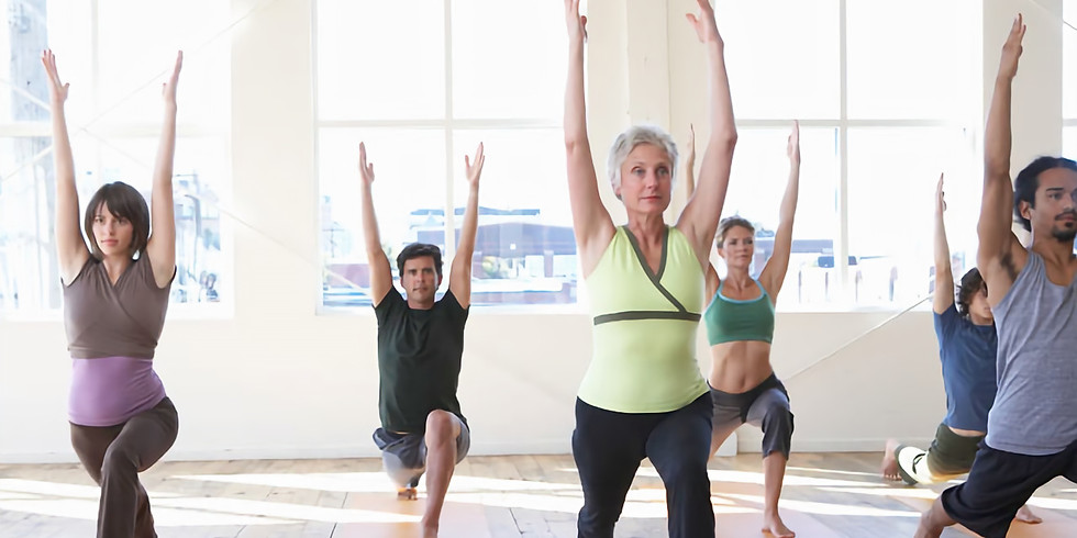 Drop-in Yoga/Fitness