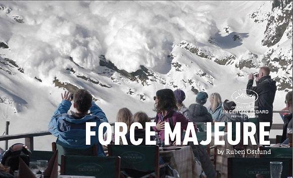 Força Maior | Filme
