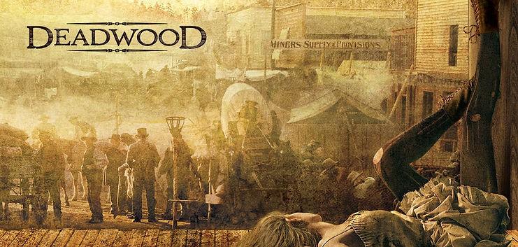 Deadwood   Série
