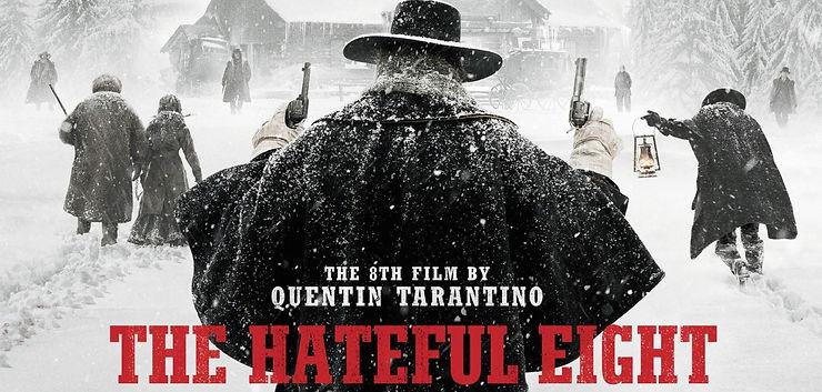 Os Oito Odiados   Filme