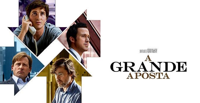 A Grande Aposta   Filme