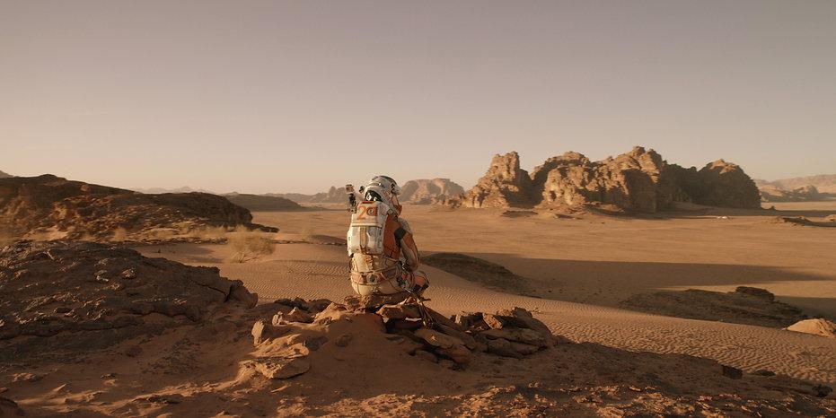Perdido em Marte   Filme