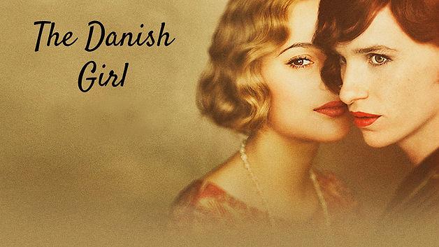A Garota Dinamarquesa   Filme