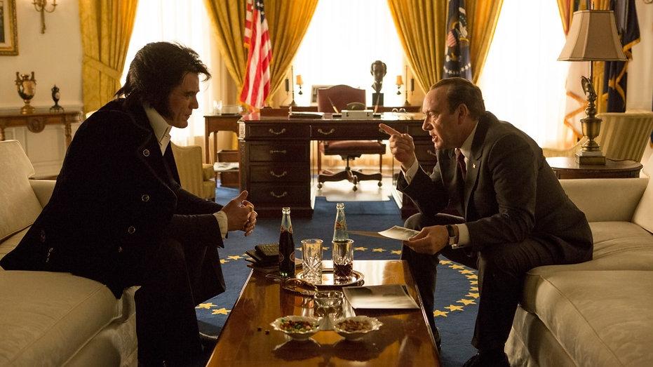Elvis & Nixon | Filme