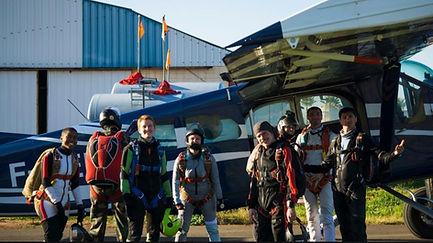 AF PARA Facebook Stage Pac Janvier 2020 de parachutisme et saut en parachute st etienne