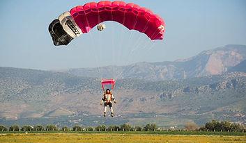 af para bapteme de parachute St Etienne