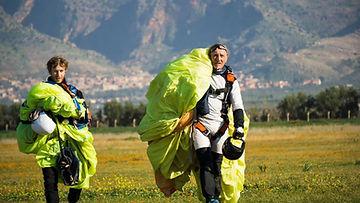 af para saut parachute tandem st etienne
