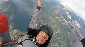 af para saut en parachute lyon