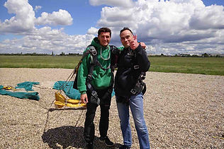 af para stage de saut en parachute Lyon