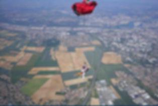 af para 4000 mètres saut en parachute à chambery