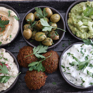 Selection of Dips