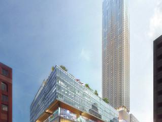 Groundbreaking Thursday for Gilbert's Hudson's site skyscraper