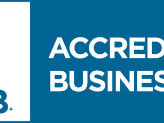 Balvenie Title becomes an Accredited Business with the Better Business Bureau
