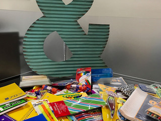 Team Potestivo Holds Annual Back-to-School Supply Drive