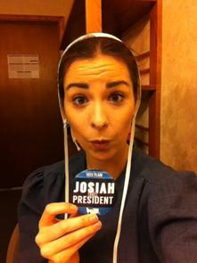 Blue Gate Musical's Josiah for President