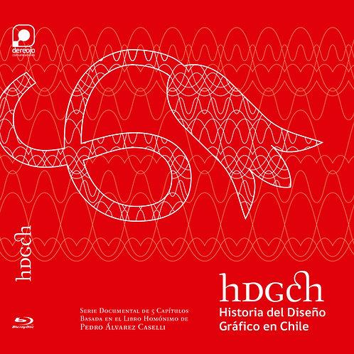 hDGch - historia del diseño gráfico en Chile