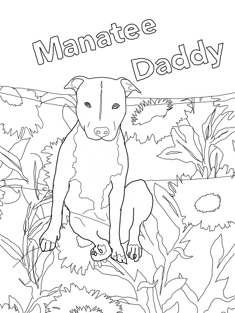 Manatee Daddy