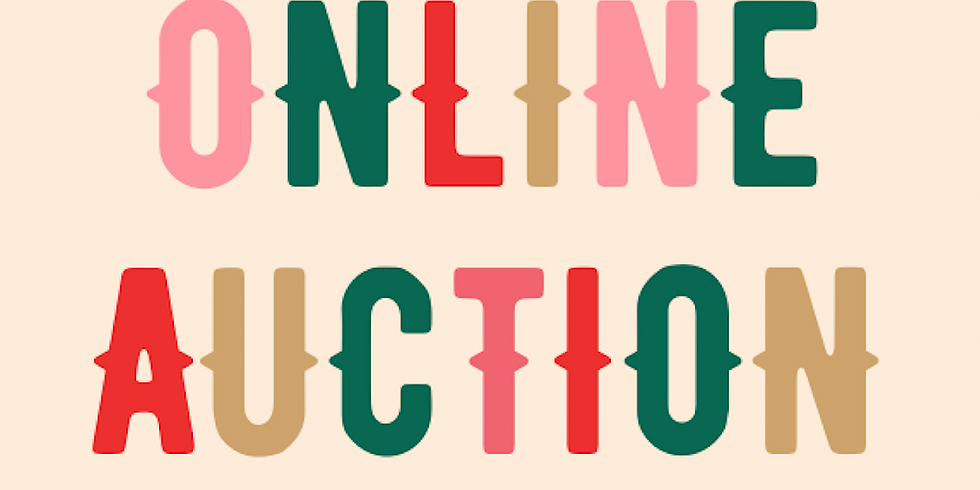 Annual Online Auction