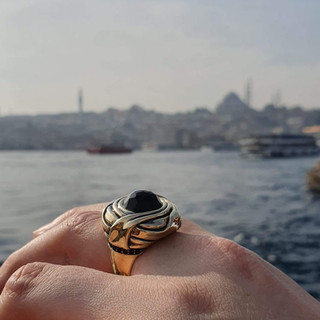 Bosphorus and Mimar Sinan