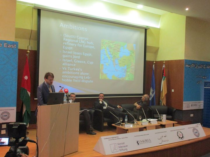 Oil and Gas in the Mediterranean