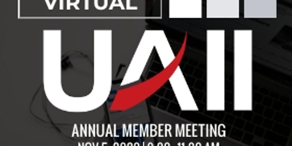 Virtual UAII Annual Member Meeting (1)