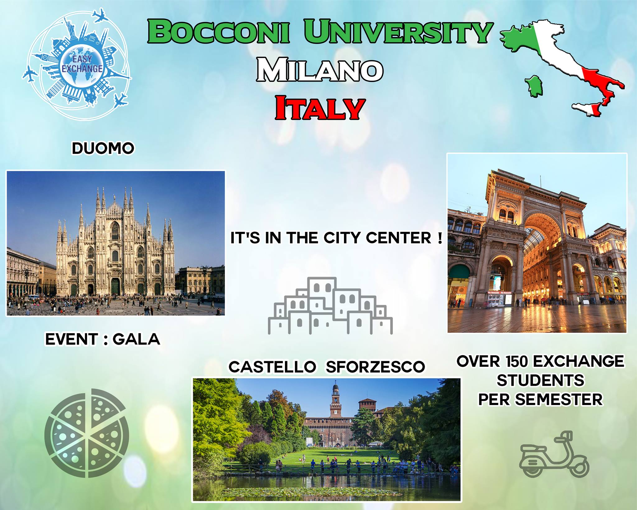Boccini Univeristy