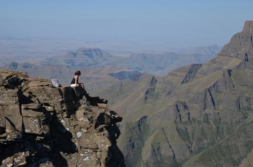 Drakensberg - the best hike of my life.J