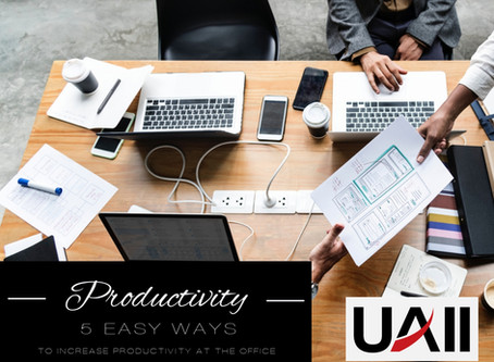 Office productivity.  Everyone wants it.  How do you get it?