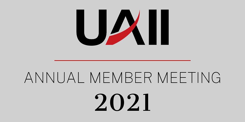 2021 UAII Annual Member Meeting